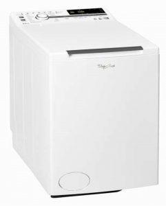 Lave-linge top WHIRLPOOL TDLR65230 6ème Sens Blanc