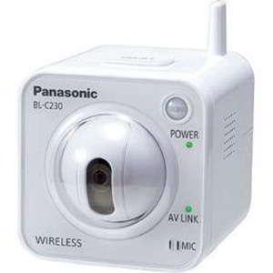 Caméra vidéosurveillance Panasonic